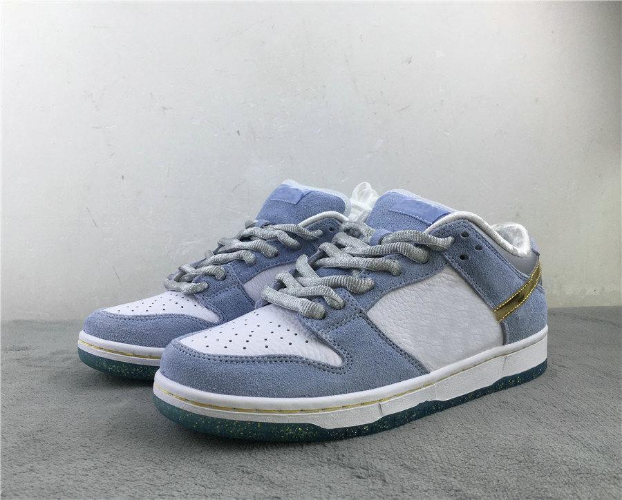 شون cliver x dunk سكيت الرياضة sb الموالية احذية هاي كيتينغ حذاء سكيتينغ داكن