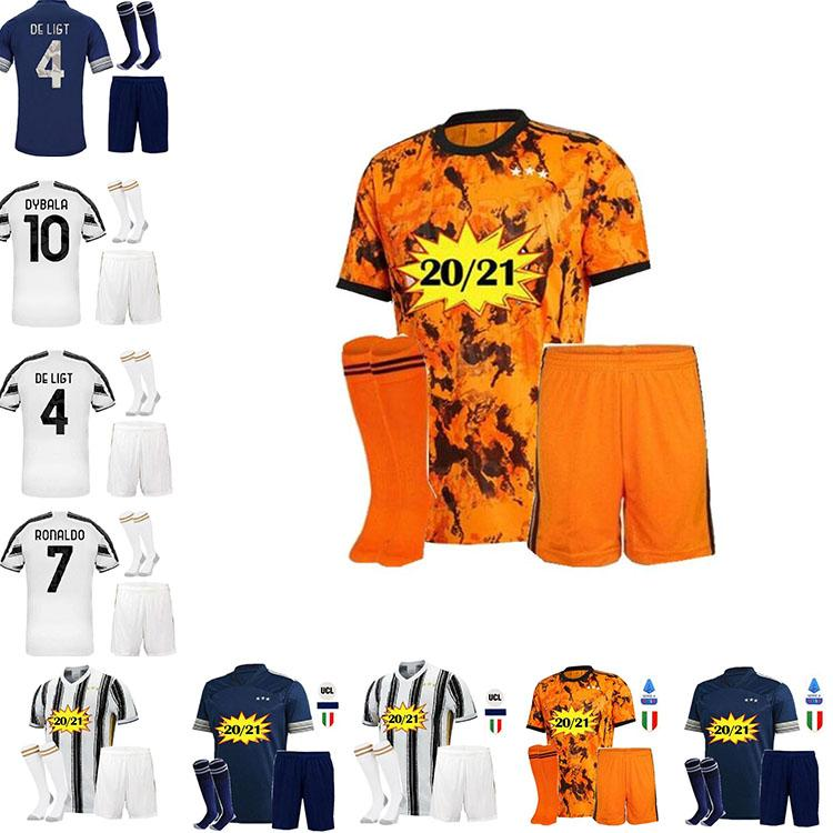 15+ Juventus Away Kit 20/21 Socks