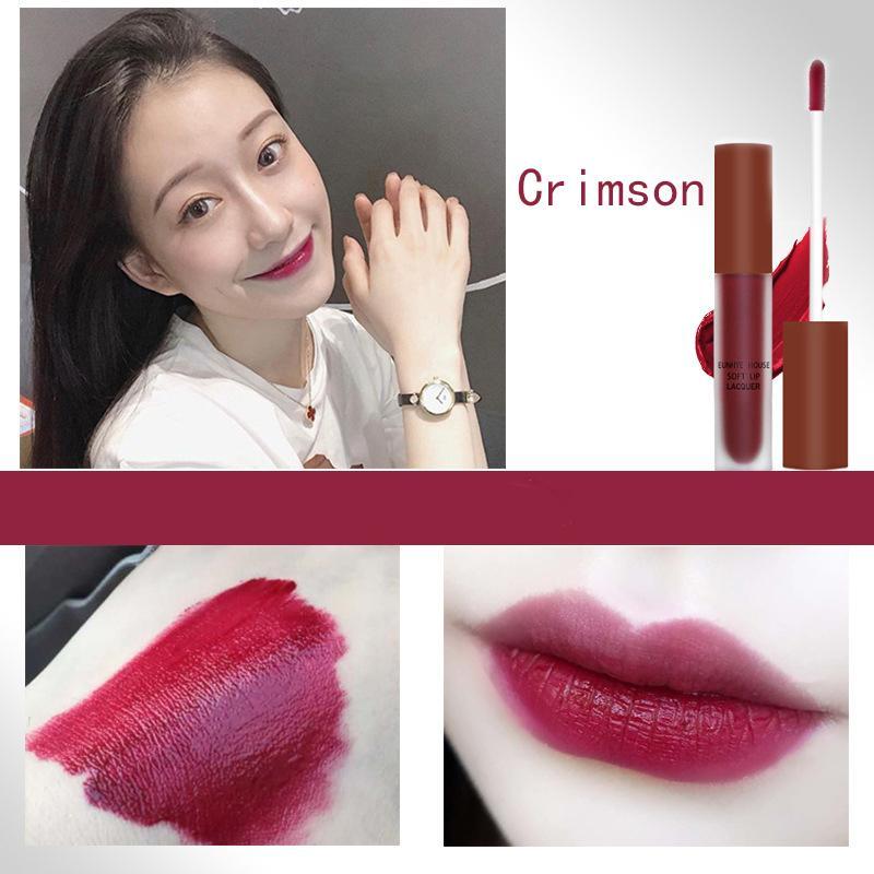 15colors 3CE Soft lip longer lip Glaze lipgloss lip Moisturizing makeup popular color Beauty Tools Whitening lipstick matte lipstick