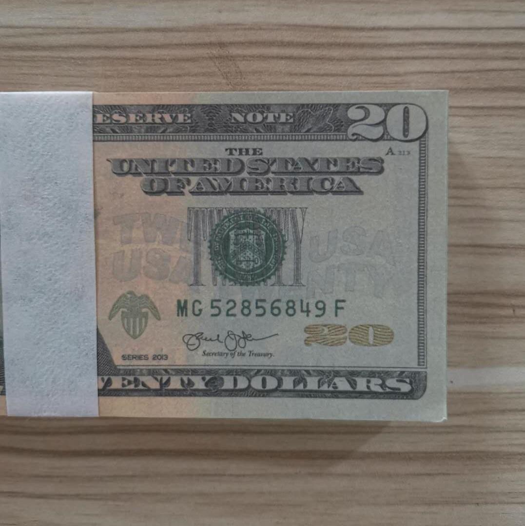 Взрослые деньги деньги сцена фунт реквизит доллар детские игрушки специальные игры реквизиты играть в кино 07 бар игры опора HJNTN