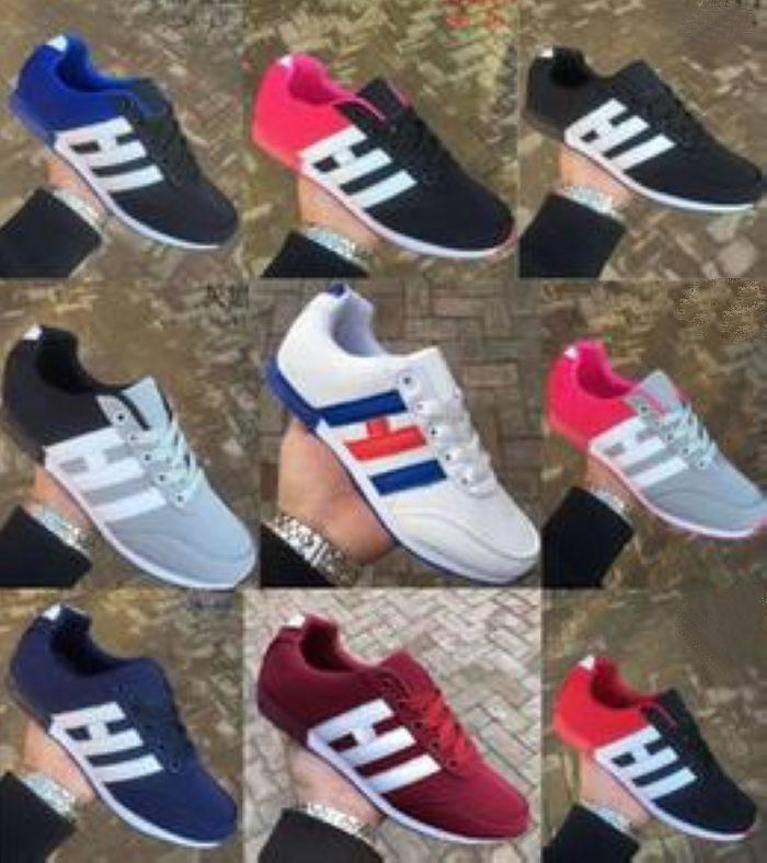 Sneakers Homens calçados casuais Superstar Feminino Plano lona sapatas de passeio Mulheres Zapatillas Deportivas Unisex amantes sapato XMAS Frete grátis 88