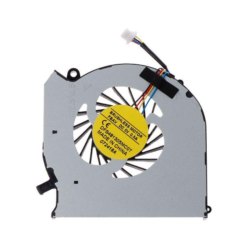Nuevo ventilador de la CPU original para HP Pavilion DV6-7000 DV7-7000 M7-1000 CPU refrigerador ventilador de refrigeración DFS481305MC0T FBAV 682060-001 682061-001