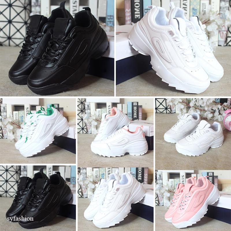 2021 Nuovo RAF OzweeGo 2 II Sawtooth Scarpe per bambini da uomo Platform Womens Womens White FW0165-015 Black Kids Sneakers