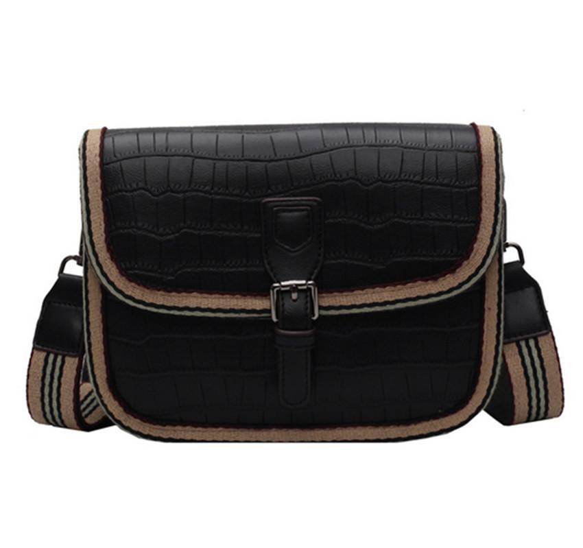 Сумки сумки плечо мода 2020 ретро сумка мессенджер женские hevew