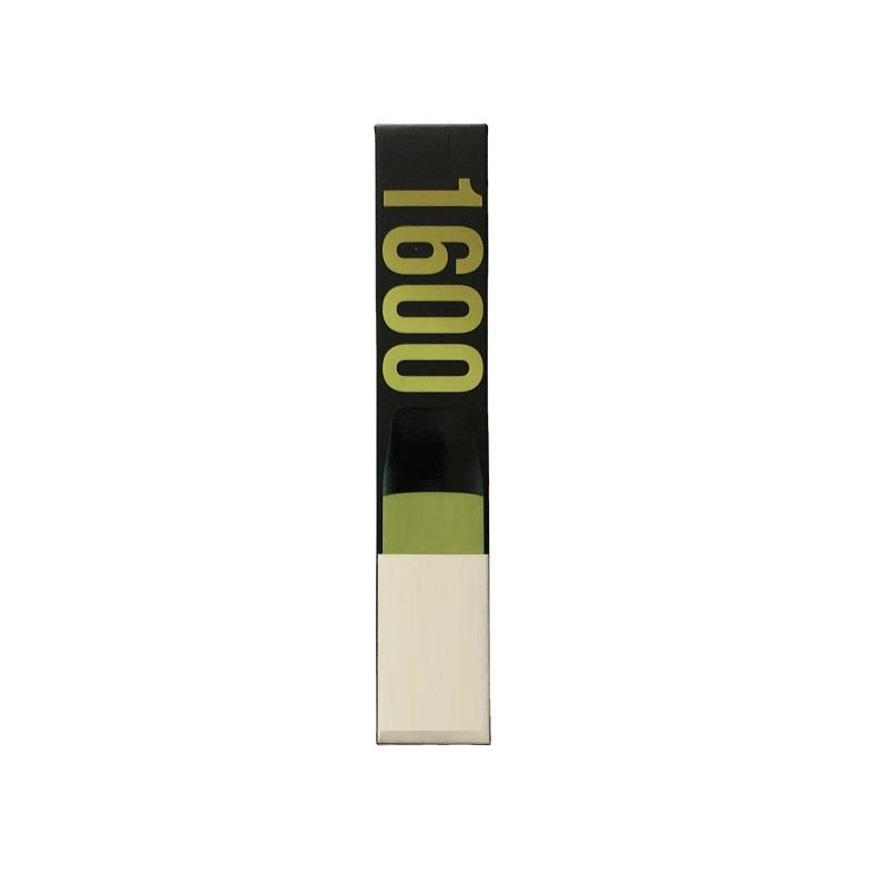 Yeni 1600 Puffs Puf XXL Tek Kullanımlık Vape Etkili Scratch Tek Kullanımlık Kalem 360 adet / Karton Cihazı Başlangıç Seti Prefedce Puf Akışı Glow Dispo