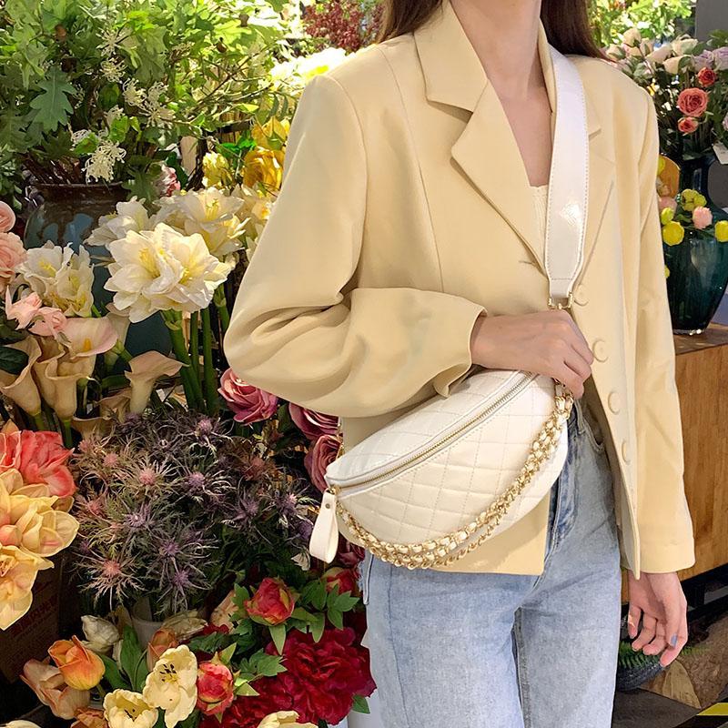 HBP Crossbody Bag Borsa da sella Borsa Borse Borse Nuovi designer Borse Premium Texture Fashion Popular Shoulder Borsa a tracolla Catena a quadri All-match