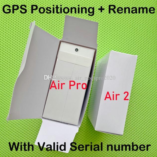 Air Gen 3 АР3 H1 Чип Прозрачность металла Петля беспроводной зарядки Bluetooth наушники рк Бобы 2 AP Pro AP2 W1 Earbuds 2-го поколения