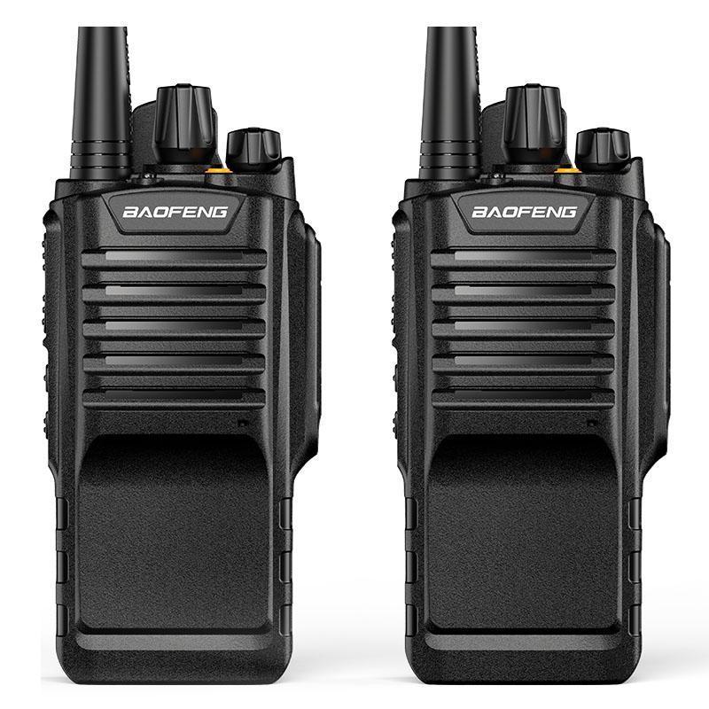 Walkie Talkie 2pcs Baofeng BF-9700 방수 IP67 높은 전원 CB 햄 50 20 Km 장거리 UV9R 휴대용 양방향 라디오 사냥