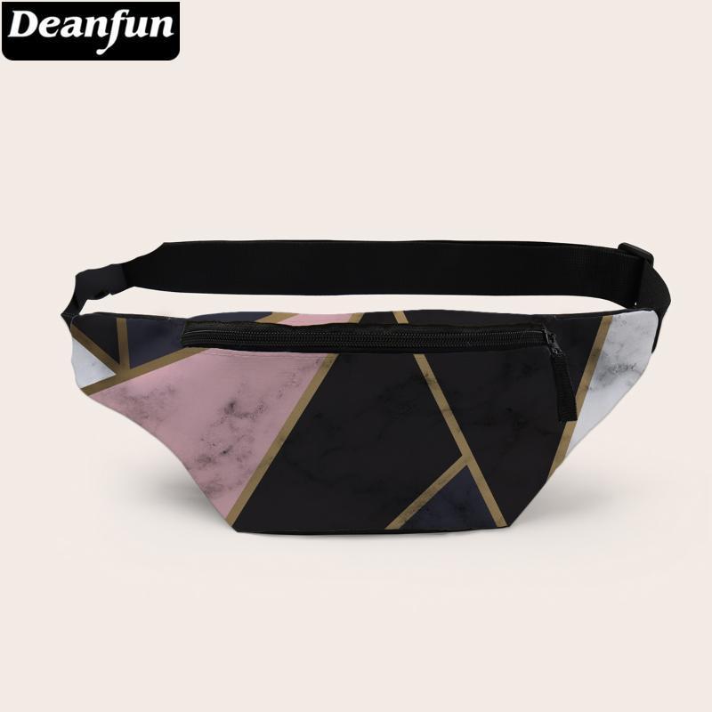 Deanfun Bel Çantaları Küçük Çantalar Günlük Kullanım için Rahat Kılıfı Çanta Kadınlar ve Erkekler Için Fanny Paketi Seyahat D18059