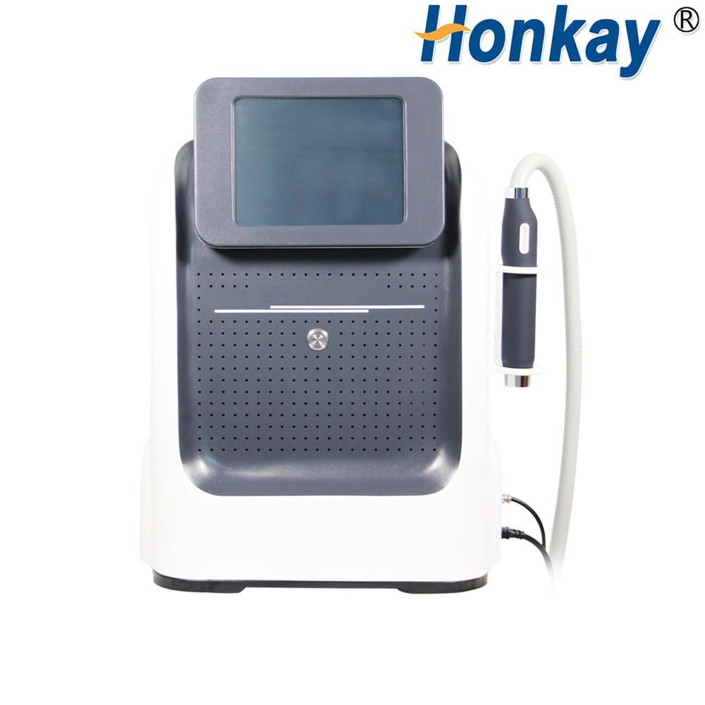 새로운 도착 Q 스위치 : YAG 레이저 치료 장비 Picosecond Machine ND : YAG 레이저 문신 제거 기계