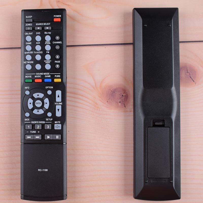 Controllo telecomando Controllo RC-1168 per Denon Audio Video Ricevitore C-1181 1169 1189 AVR1613 AVR1713 1912 1911 2312 3312 4312 4310 AV