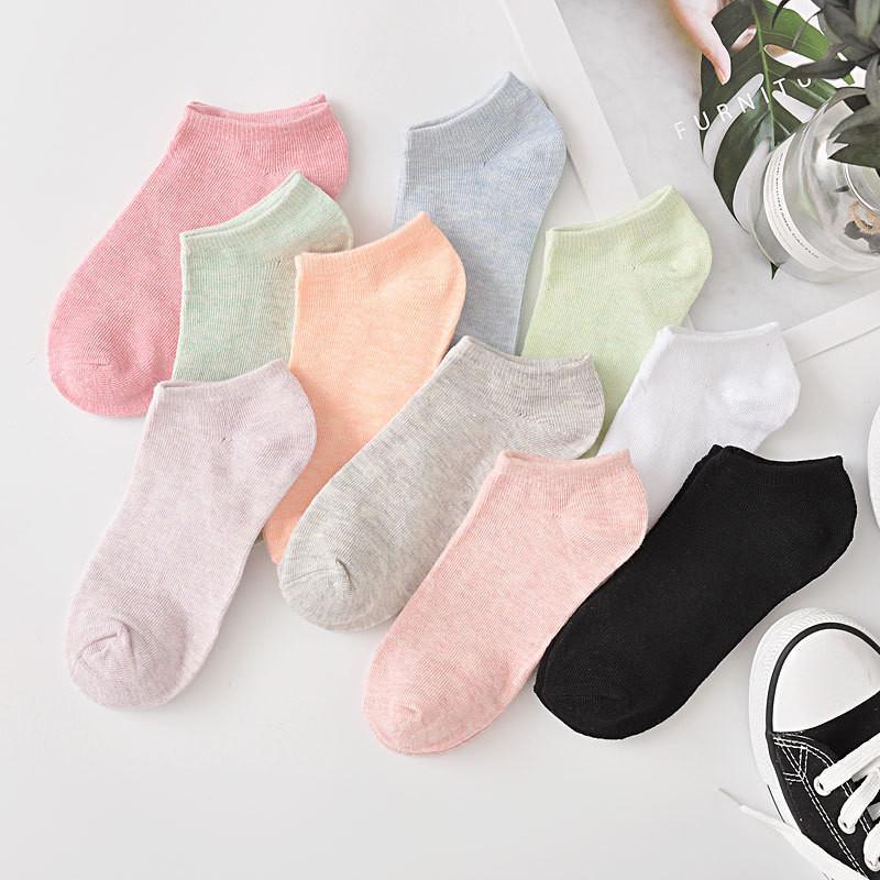 Calcetines de deporte al aire libre de la venta al aire libre Calcetines para mujer Calcetines mezclados Colores adultos Punto de algodón caliente calcetines de algodón fiesta de caramelo colores de moda diseño