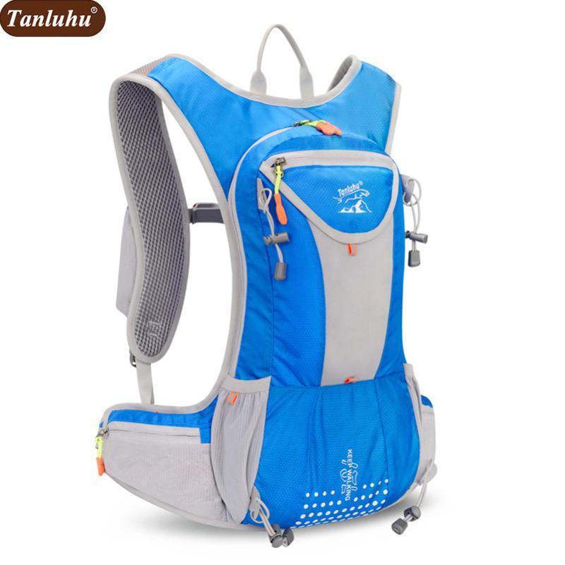 Bolsas de mochila de Tanluhu Cross-Country para mujeres 15l PERSONAL MUJERES 2L BOLSA DE AGUA 2021 D005
