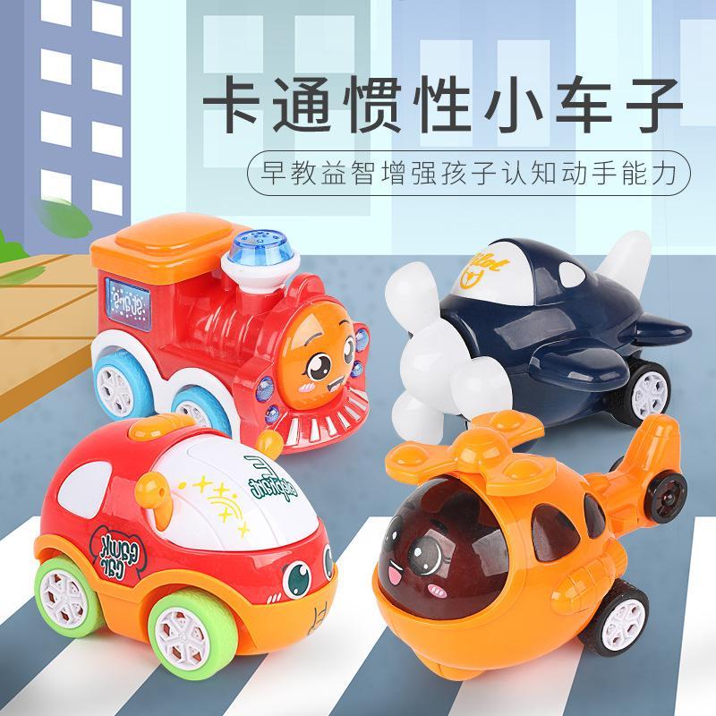 2020 Vendita calda Mini Inertial Trondato auto con Azione Modello di auto per il bambino da giocare