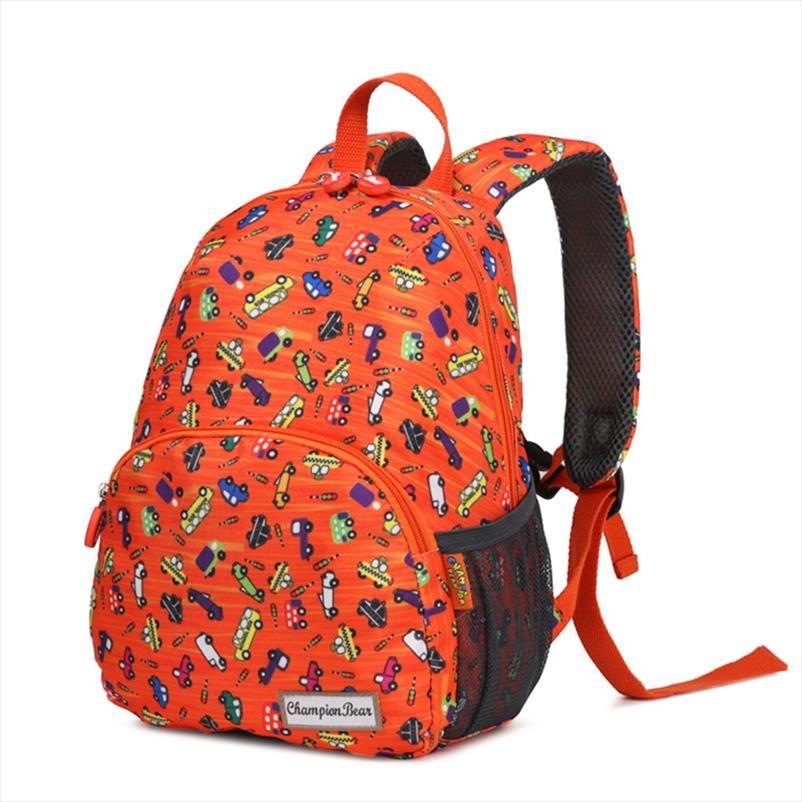 Im Alter von 1 3 5 Kleinkind Kindergarten Baby-Rucksack Kinder Tasche Antilost Kinder Schultaschen für Mädchen Strap Walker mochila escolar