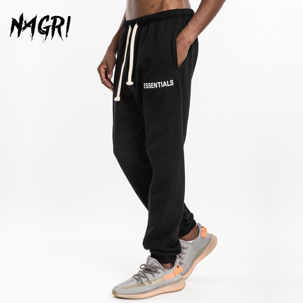 Hombres Joggers Casual Sweetpants Fitness Flyny Masculino Pantalones Esenciales Streetwear Hip Hop Gimnasios Entrenamiento Deportivo Pantalones de pista 201109