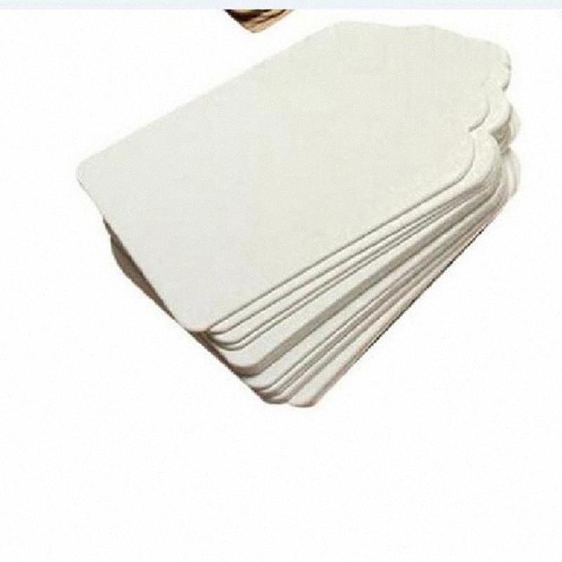 100pcs Kraft Papier Multi-Art Verpackung Fall-Umbauten Wedding / Geburtstags-Party-Süßigkeit-Kästen Preisschilder für Blume / Kosmetik Etiketten 0FL1 #