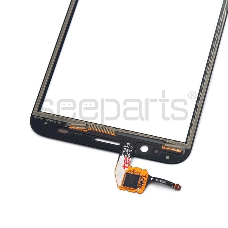 Per lo schermo del convertitore analogico pannello del sensore Zenfone ZE551ML touch screen ASUS Zenfone 2 ZE551ML tocco touchscreen Parti di ricambio