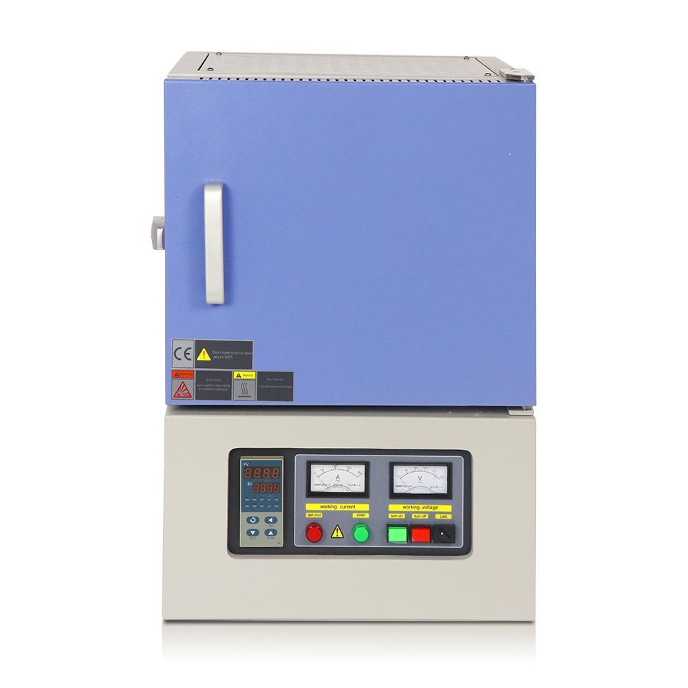 1L1700 ° C caixa de laboratório de laboratório Fornalha de muffle reator, usado para reagir materiais que exigem alta temperatura