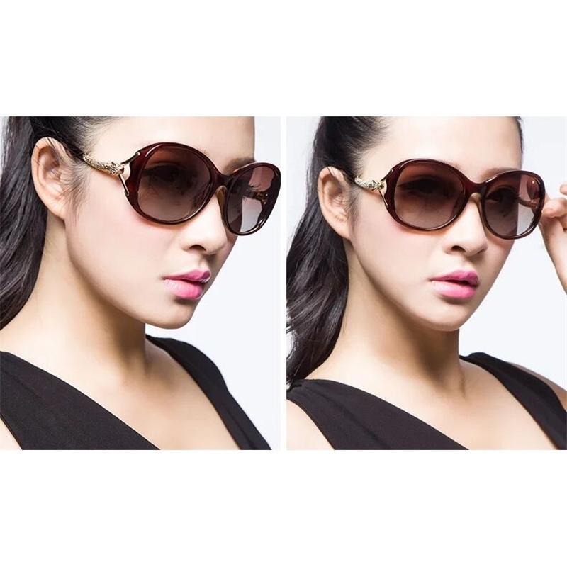 Mulheres Sunglasses limitada Panther Vintage Sunglass UV protegem alta Retro Qualidade Sun Glasses Driving Sombra Eyewear partido de Óculos