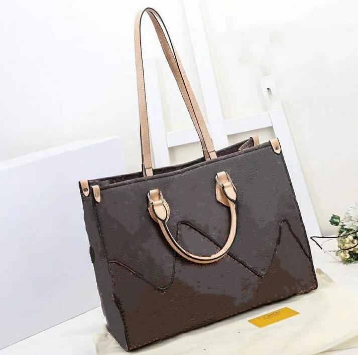 2021 Arten Handtasche Kapazität Großes Leder Schulter Handtaschen Frauen Geldbörse Tragetaschen Dame Leder Handtaschen Mode Taschen KSGFK