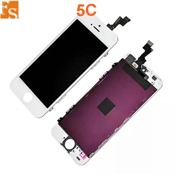 Replacement parts for iPhone 5C for apple Iphone 5c 5s 5c seLCD Display with Touch Screen Digitizer Assembly