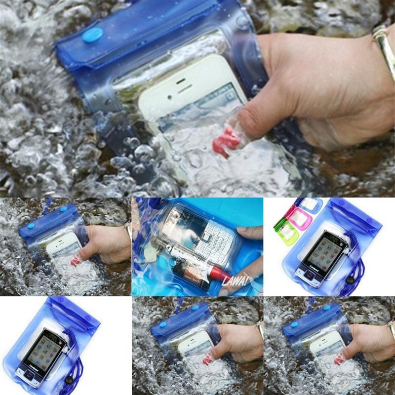 AVLH Terylene Kayışı Drybag Ultralight Depolama Su Geçirmez Çanta Omuzlu