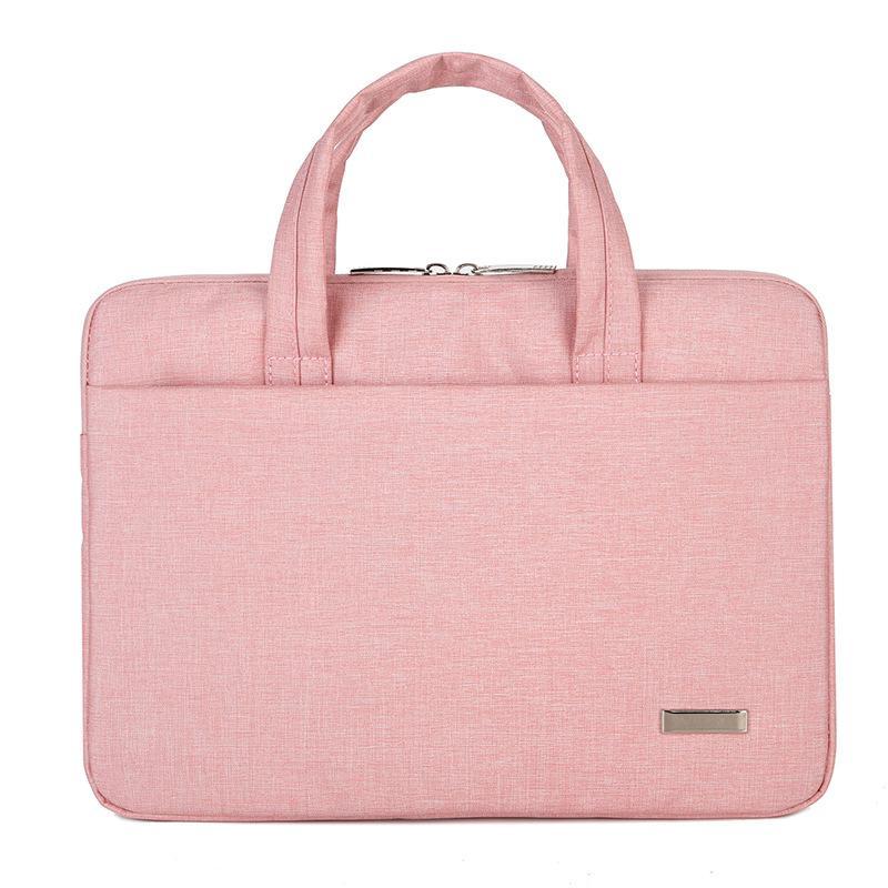Tragbare Notebook-Computer-Liner-Taschen Männer und Frauen Umhängetasche Liner-Tasche 13/14 / 15,6 Zoll Tablet-Computertasche