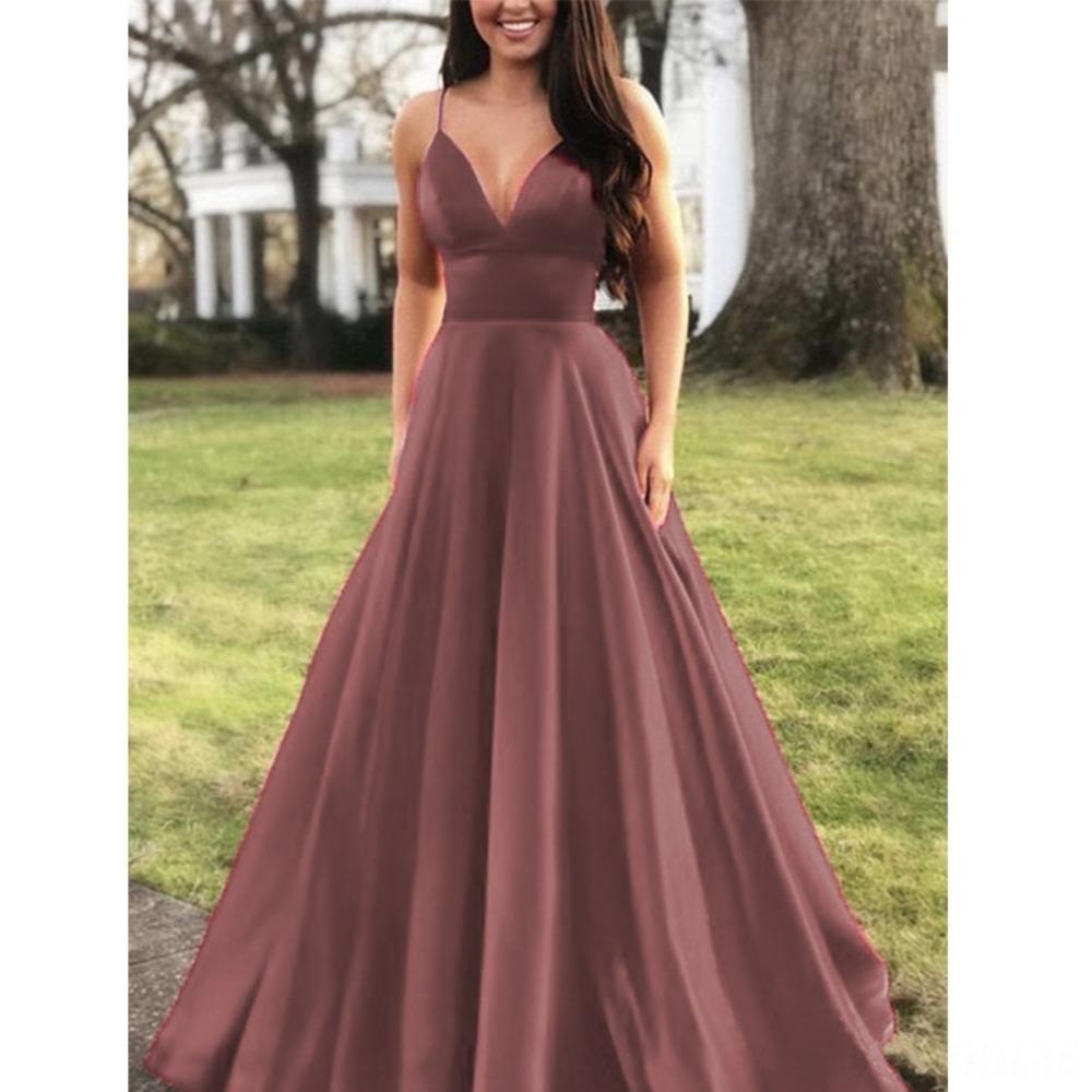 2ynQ 2018 Cheap Summer Sheath Dress Women Maxi Casual Scoop Neck Clothes Beach Club Simple Dress O Neck Long Boho Sleeveless vestidos OXL989