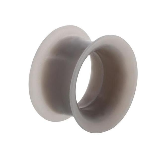 100pcs Ear Gauges Soft Sile Ear Bouchons Ear Tunnels Corps Bijoux Bijoux Multi Couleur SQCQTL Homes2007