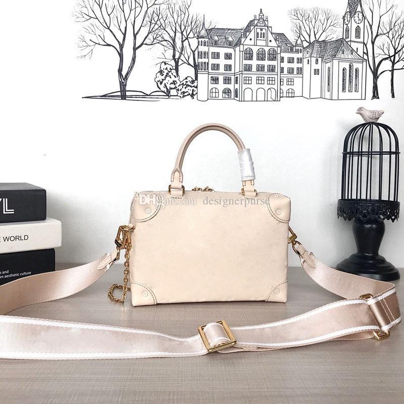 최고 품질의 여성 토트 백 luxurys 디자이너 가방 PETITE MALLE SOUPLE 새로운 패션 명품 가방 디자이너 핸드백 지갑 여자