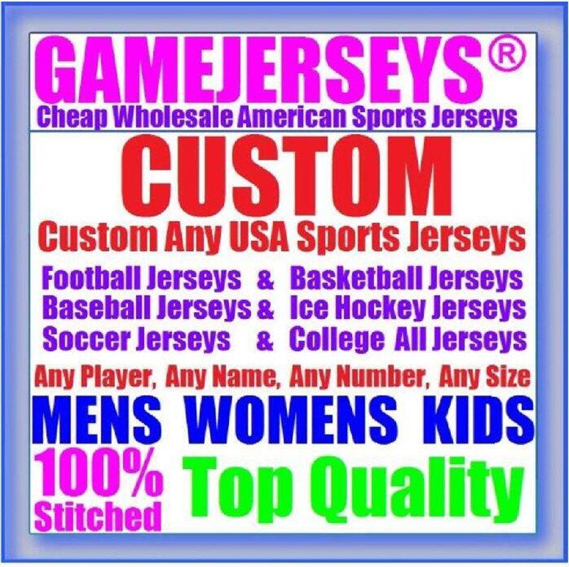 Benutzerdefinierte Basketball Baseball Eishockey Männer Frauen Kinder American Football Jerseys Sport College Dampf Unberührbar 2021 Jersey Elite 4XL 5XL 6