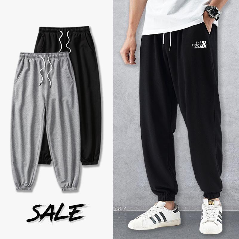 Носовые хлопковые повседневные брюки Hoto CareM Men Joggers брюки мужские брюки мужские китайский стиль Harajuku Skete 6111
