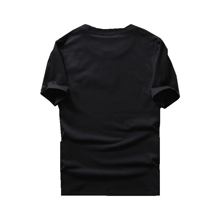 100٪٪ رجل القمصان الصغيرة الحيوان نمط t-shirt للرجل لينة الزى عارضة خصم طاقم الرقبة تي شيرت قصيرة الأكمام قمم المحملات