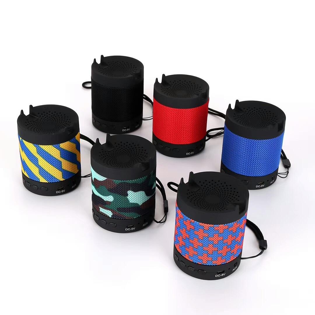 2020 NOVO Bluetooth Wireless Speaker Duche Handsfree Mic sucção Chuck Speaker Car portátil Mini MP3 Super Bass Chamada Receba