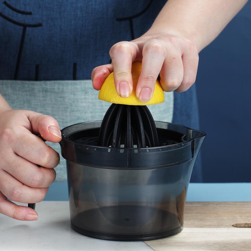 Tragbare Zitruspresse für Orange Lemon Fruit Squeezer Original-Multifunktions-Saft für Kinder Potable Juicer Blender Für Privatanwender