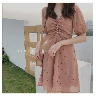 Zhixun francese in vita stile closingthin e immortale minoranza francese Dress dressNational dressPlatycodon grandiflorum temperamento leggiadramente eccellente
