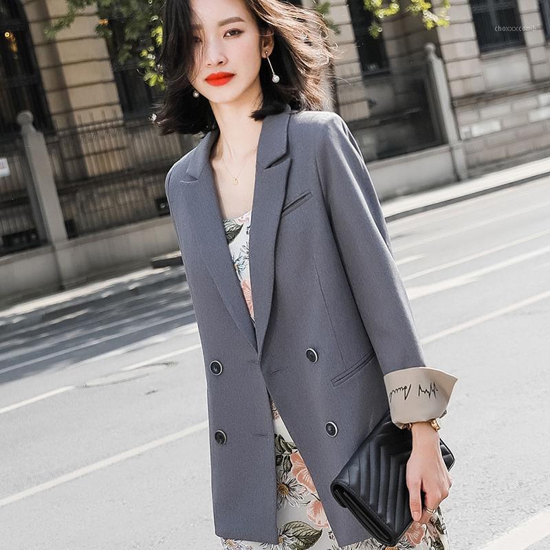 Giacca da donna per le donne Stile coreano Sensore del design Autumn Autunno 2021 Giacca da nicchia Ins Small1