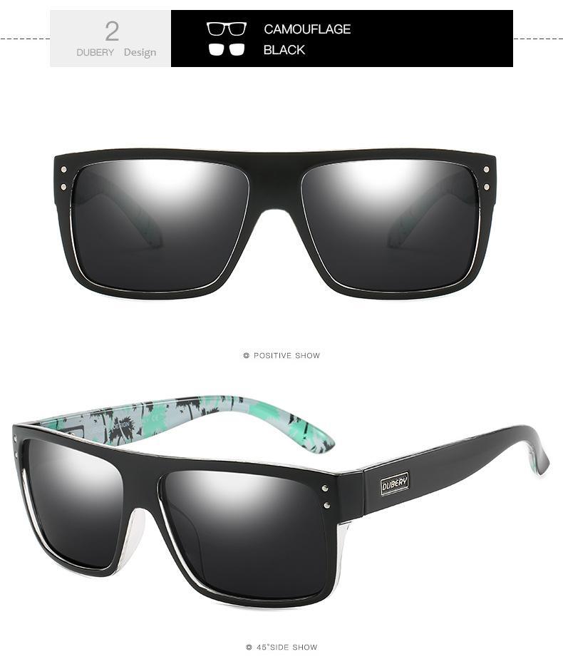 Óculos Dubery Óculos de Sol Óculos de Sol Esporte Aviação Clássico Driving Mulheres Óculos de Condução Polarized Sol Impressão Sol óculos D911 Hluec