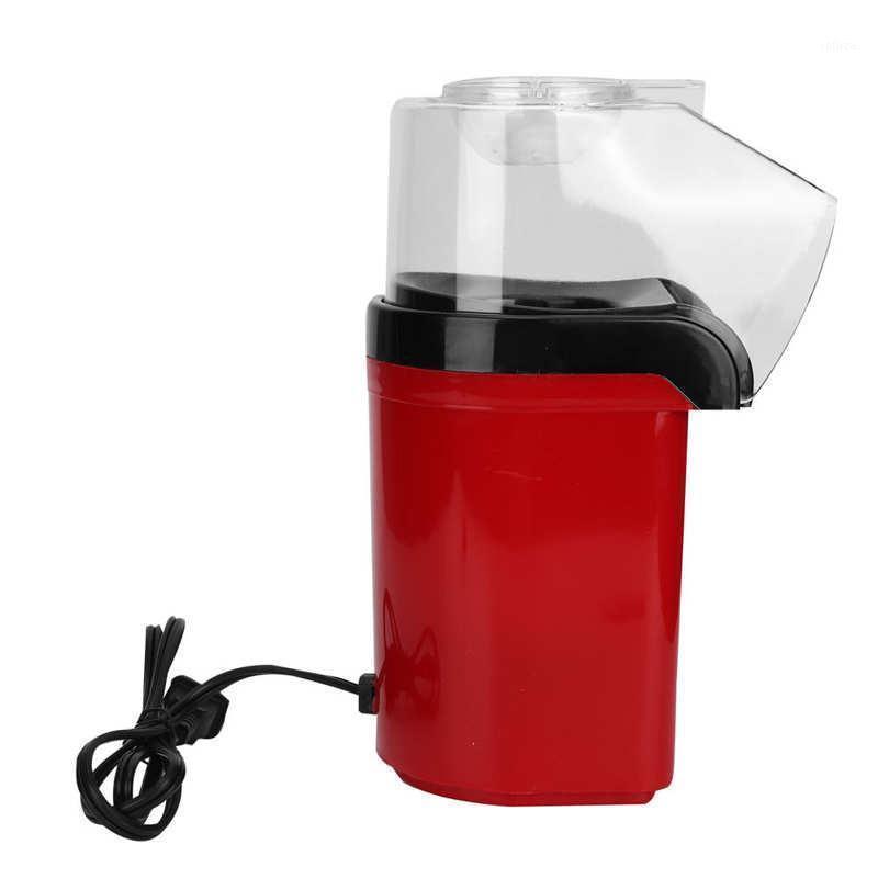 Mini Popcorn Maker Fast Heißes Haushalt Elektrische Automatische Popcorn Maker Machine Rot Haushalt Küche Appliances1