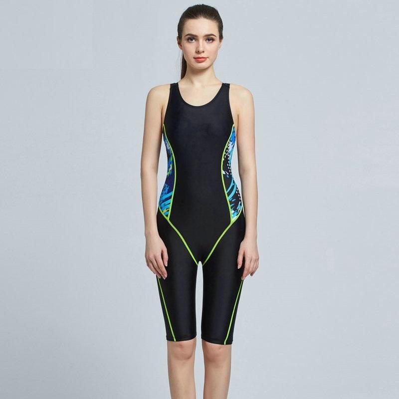 الرياضة النسائية ملابس السباحة ملابس السباحة غرفة جديدة السراويل ملابس السباحة المرأة الصيف