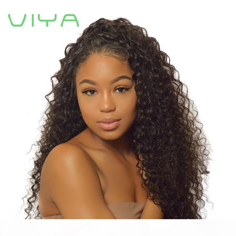 VIYA VIETNAMESE 8A Tiefe Welle Human Hair Bündel Nicht remy Haare unverarbeitete jungfräuliches Haar Kein Abwehrverteidigung kann deyd 3pcs los sein Kostenloser Versand