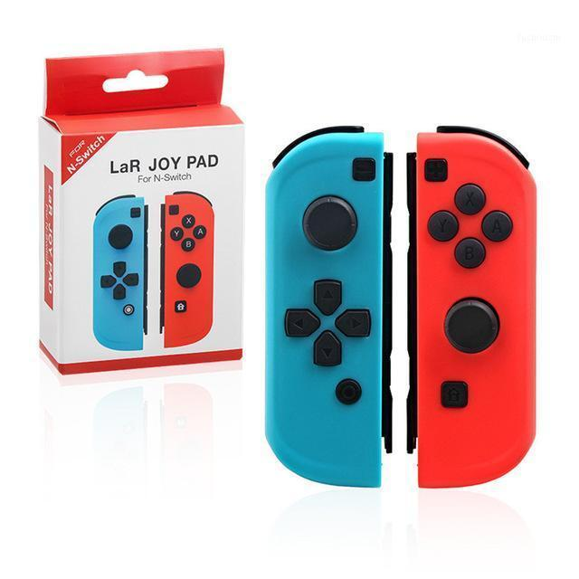 2021 NEW For NS Switch Left Right Handle Grip Joypad Bluetooth Wireless Joy Game Con Controller With Vibration Switch1