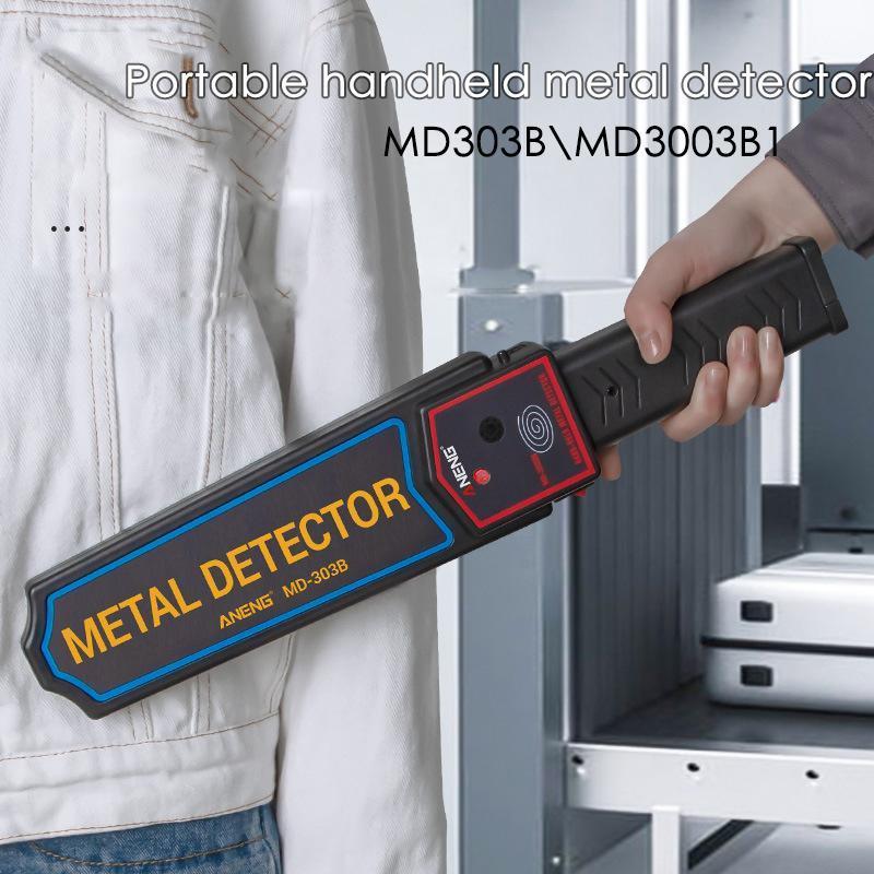 Nouveau Scanner Smart Sensor Metal Scanner AS954 Portable Handheld Metal Security Security Buand Scanner Scanner