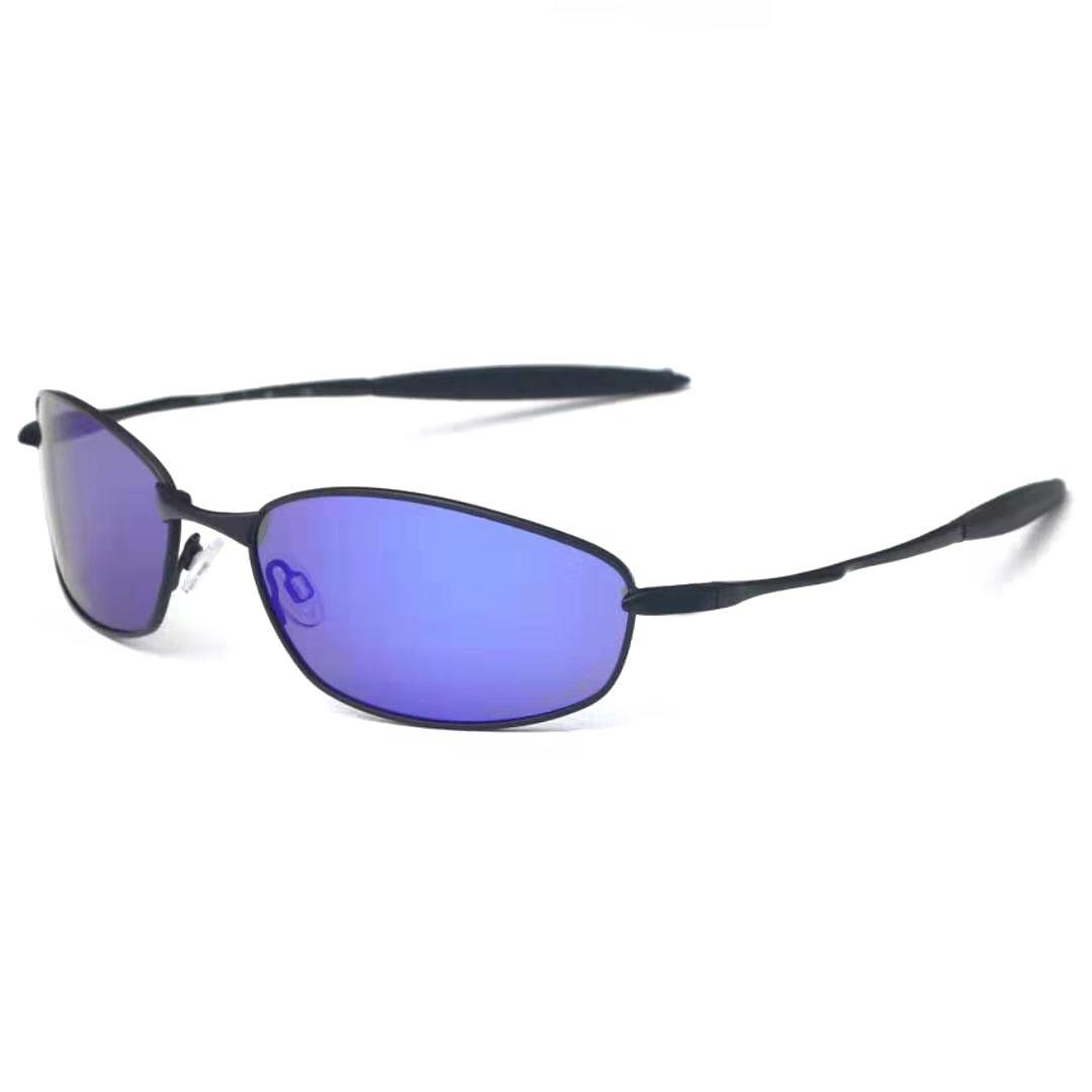 Lente de polarização da marca Melhor Qualidade Moda Sol Ciclismo Eyewear Driving Sunglasses Metal Sun Óculos de Pesca Ao Ar Livre Óculos