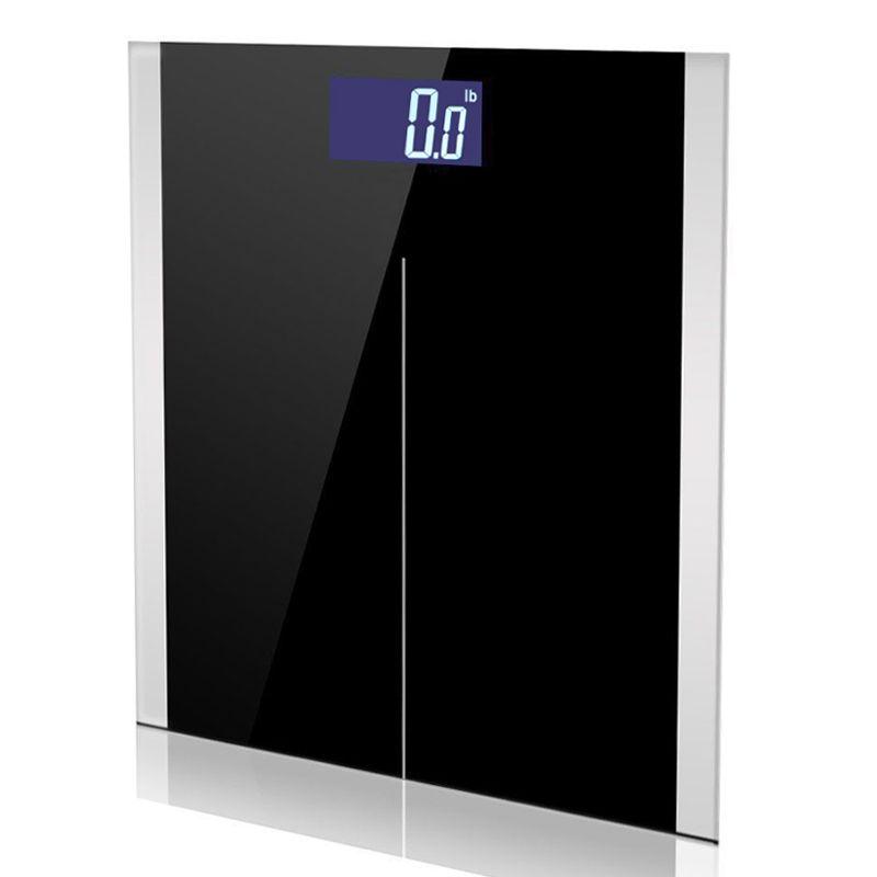 2021 Новый Цифровой вес веса ванной комнаты с пошаговым технологиями