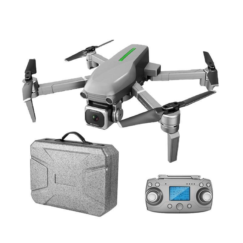 RC 드론 세대 L109 GPS 4K HD 카메라 WIFI FPV 브러시 모터 접이식 셀카 드론 전문