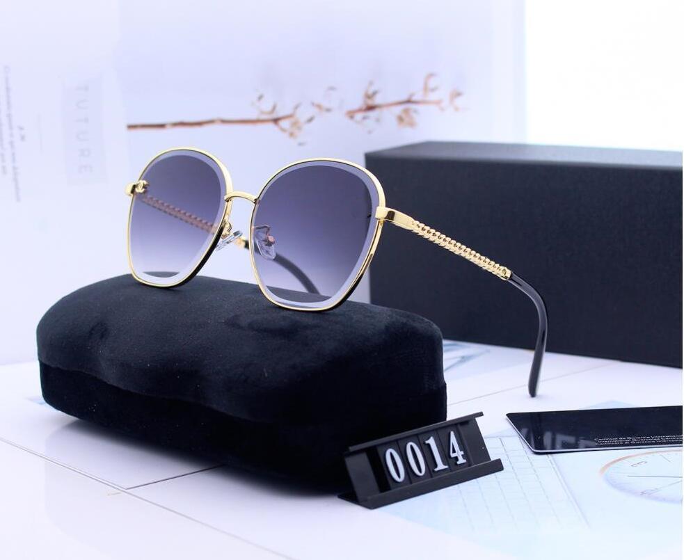 Donna Design UV400 Occhiali da sole Lady Sfumatura di colore occhiali da sole polarizzati di disegno di marca di guida Occhiali Occhiali Oculos De Sol