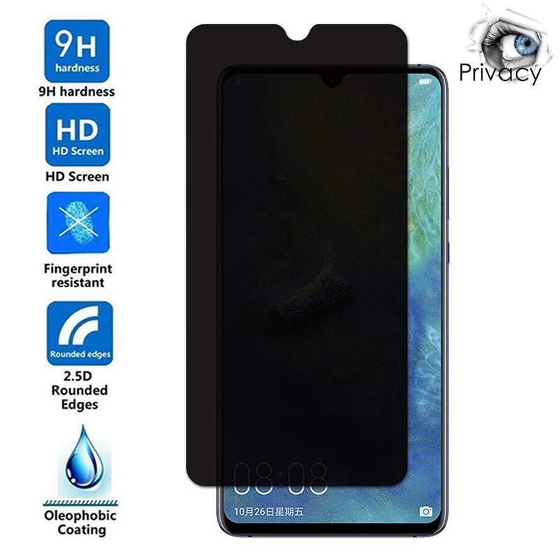 Закаленное стекло для чести 20i 10i Конфиденциальность защитное стекло для Huawei Honor20 Pro 10 9 8 Lite экран протектор для iPhone 12 Mini Pro Max