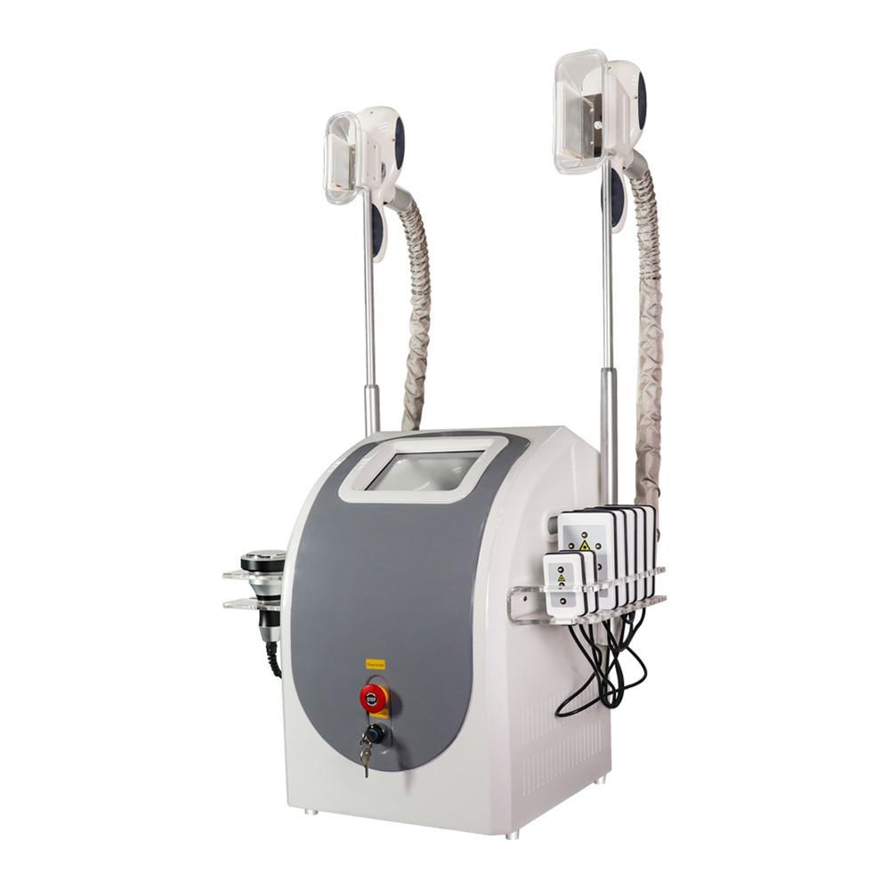 고품질 Cryo 치료 체중 감소 슬리밍 Cryolipolysis 기계 멀티 극 극적인 RF 피부 리프팅 40K Cavitation Liposuction Lipo 레이저 슬림